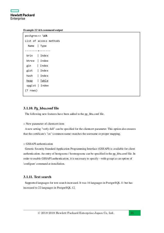 PostgreSQL 12 Beta 1 New Features with Examples (English)