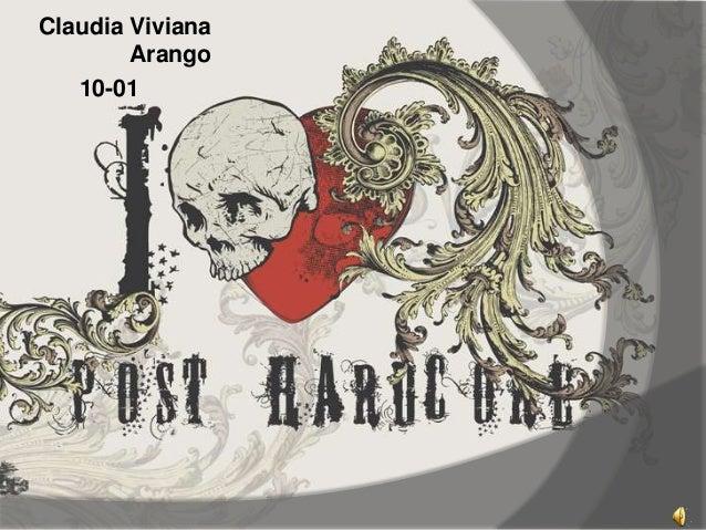 Claudia Viviana        Arango   10-01