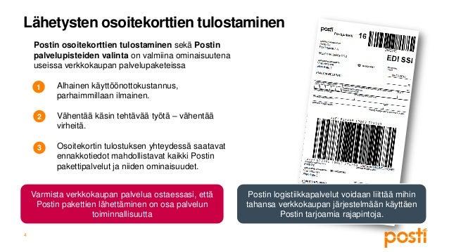 Posti Verkkokauppa
