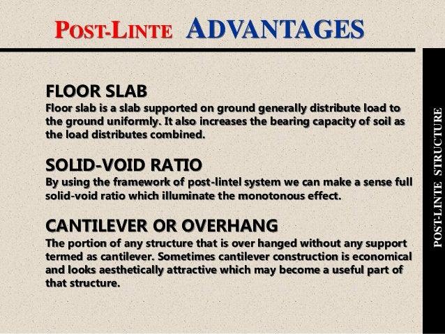 32.  sc 1 st  SlideShare & Post lintel structre