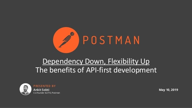 Dependency Down, Flexibility Up – The Benefits of API-First Developme…