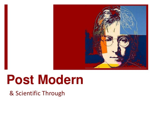 an introduction to the history of postmodernism - postmodern novel as a genre is mainly intertextual because it often goes beyond the paradigm of literature and borrows its material from different fields of study like science, geography, history, astronomy and so on to make a collage of different theories and citations for shaping a literary text in a new dimension.