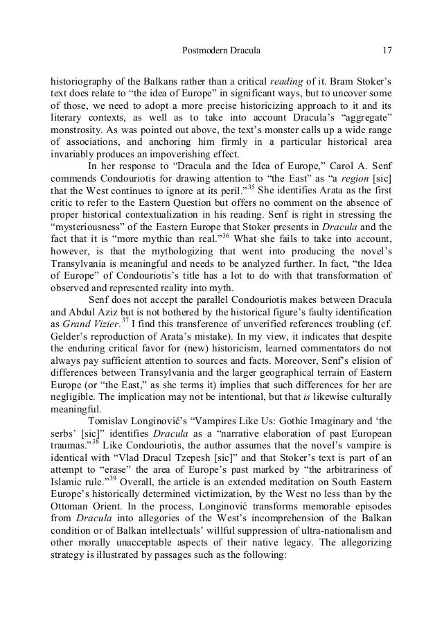 postmodern dracula maintext  17 postmodern dracula