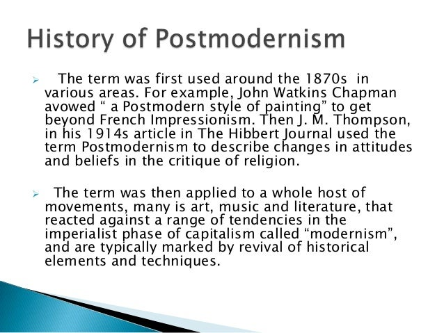 critical essay postmodernism The frankfurt school and critical theory  asked horkheimer in the opening of his essay traditional and critical theory  stages in a critical social.