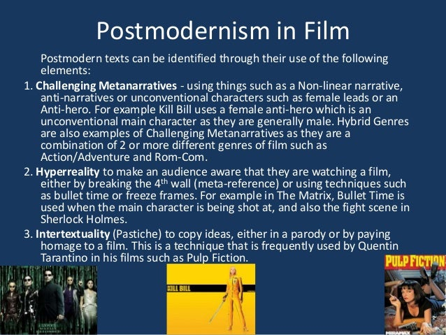 notes for postmodernism 2 what is postmodernism french postmodernist jean-françois lyotard famously claimed modernism's end symbolized by auschwitz, asking, where, after the.