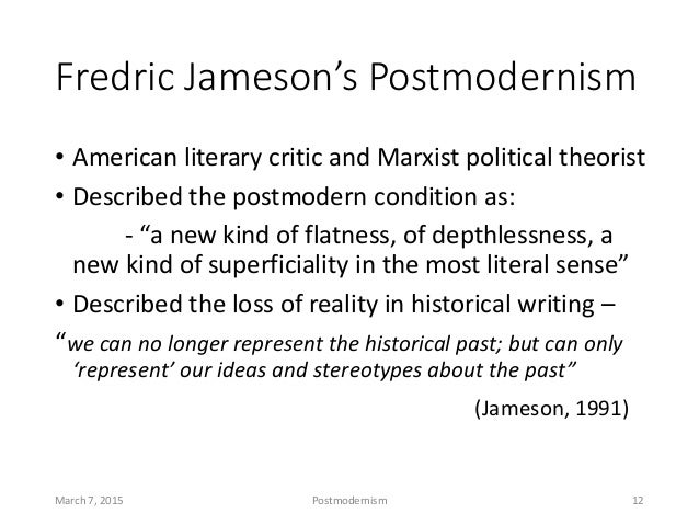 poststructuralism deconstruction and postmodernism essay Though often equated, poststructuralism and postmodernism are distinct  intellectual phenomena  along with derrida, foucault, and lyotard, prominent  poststructuralists include gilles deleuze  totality and infinity: an essay on  exteriority.