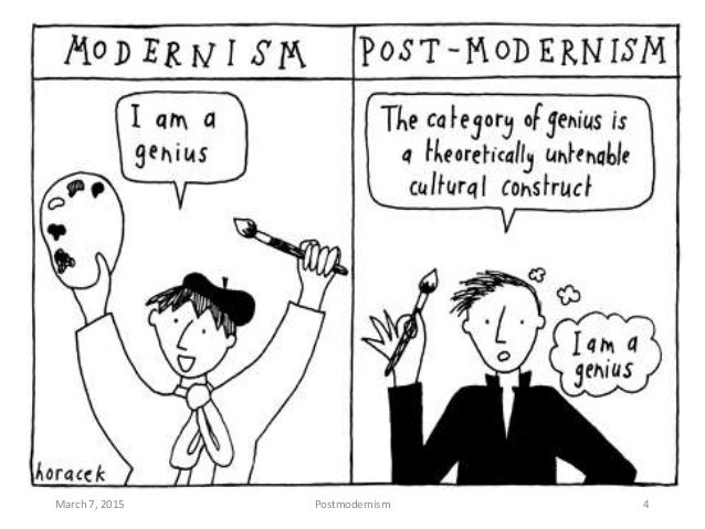 notes for postmodernism India is making a modest beginning towards postmodern society by developing  its information communication technology which is the core of postmodernism.