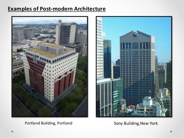 Modern Architecture Vs Postmodern Architecture postmodernism, neo modernism