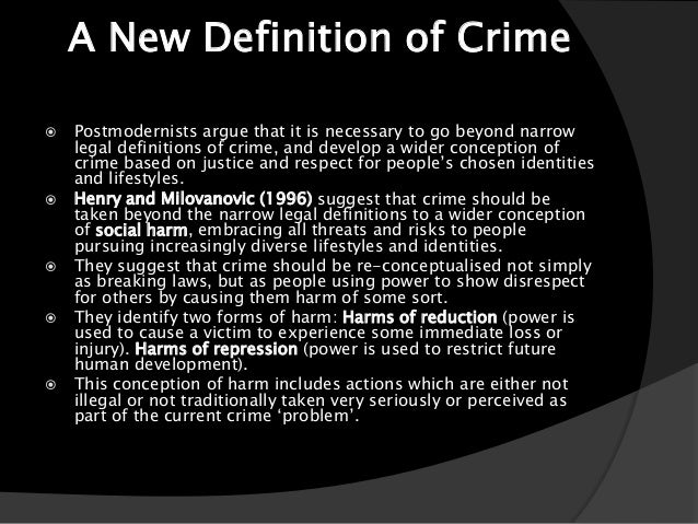 theories of a crime He argued that the alc framework, under which criminology was currently operating: (1) ignored individual differences between offenders (2) rejected the epidemiology of crime in favor of making new theories (3) focused on the amount of variation explained by theoretical variables (4) was based on cross-sectional.
