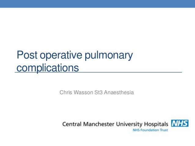 review of literature on postoperative pulmonary complications Overview of current literature-based recommendations to reduce postoperative  on the incidence of postoperative pulmonary complications, either  with a separate review of literature at a later point in time ball and pelosi, whose earlier mentioned comment refers to this.