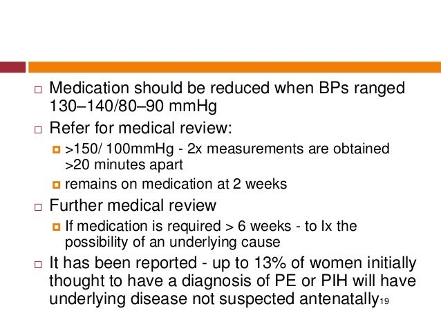 hypertensive disorders in pregnancy pdf