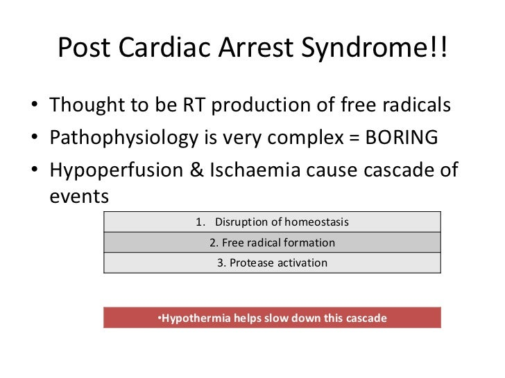 POST-RESUSCITATION SYNDROME PDF
