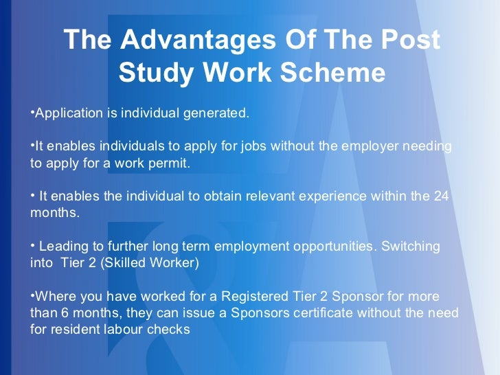 Post Study Work Visa USA for Indian Students