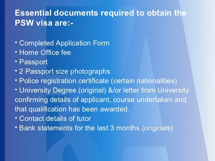 U.S. Work Visas and Eligibility Requirements