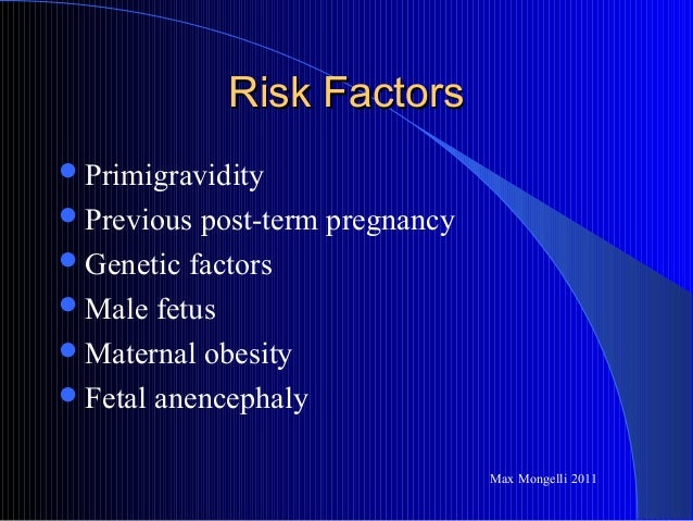 Post term pregnancy. Ppt video online download.