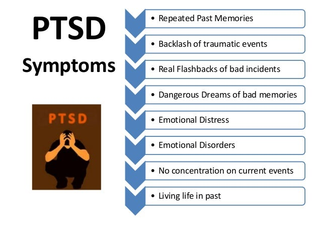 Post Traumatic Stress Disorder: how do I tell people I have ptsd ...