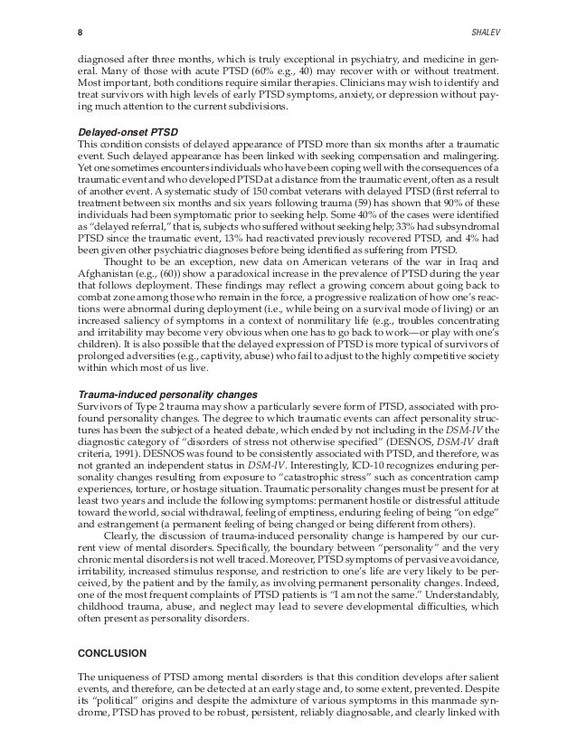 chronically mentally iii population essay History of chronically mentally ill population as state objectives and policies change over time, the history of the chronically mentally ill population in the united states we will write a custom essay sample on chronically mentally iii population specifically for you for only $1638 $139/page.