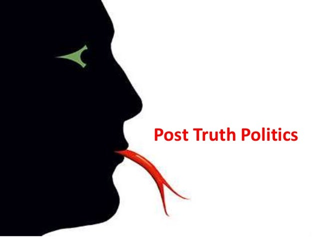Image result for Post-Truth
