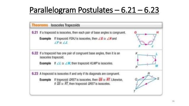 Postulates and theorems - Exterior angle inequality theorem ...