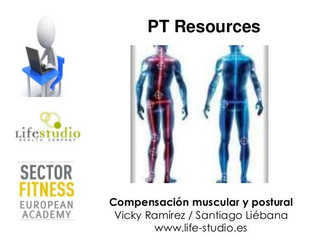 PT ResourcesCompensación muscular y posturalVicky Ramírez / Santiago Liébanawww.life-studio.es