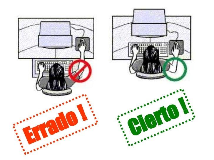 Posturas y ergonomia en la oficina for Medidas ergonomicas de un escritorio