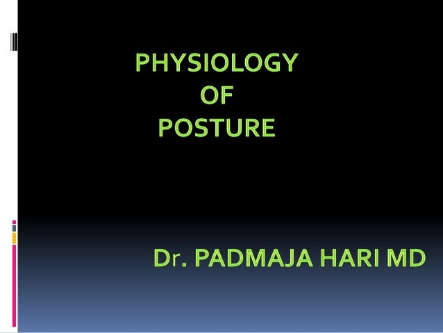 Posture is the attitude taken by the body in any particular situation like standing posture, sitting posture, etc. even du...