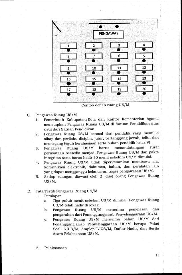 Pos Ujian Sekolah 2015