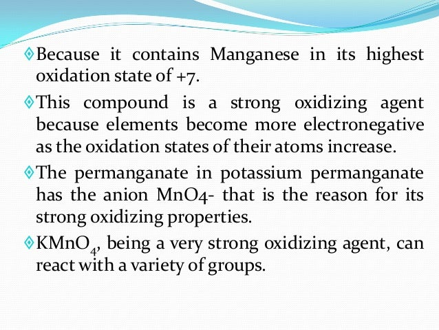 how to get potassium permanganate