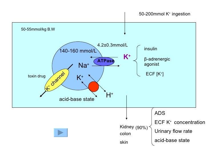 Potassium Imbalance