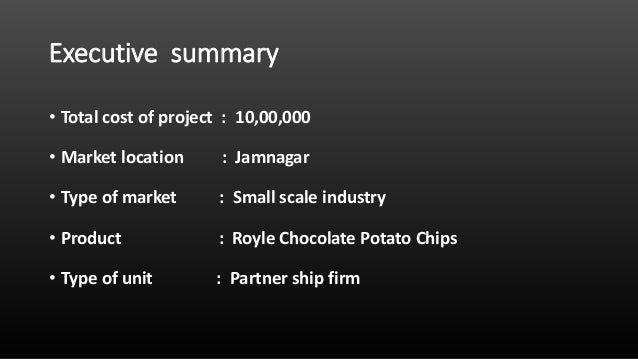 twist potato business plan