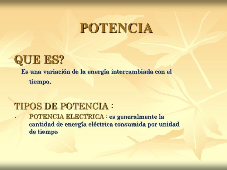 Potencia Slide 2