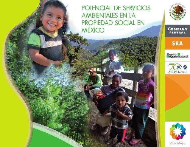 Instituto Interamericano de Cooperación para la Agricultura (IICA), 2012     Potencial de servicios ambientales en la prop...