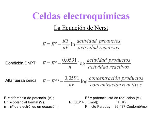 ecuacion de nernst pdf