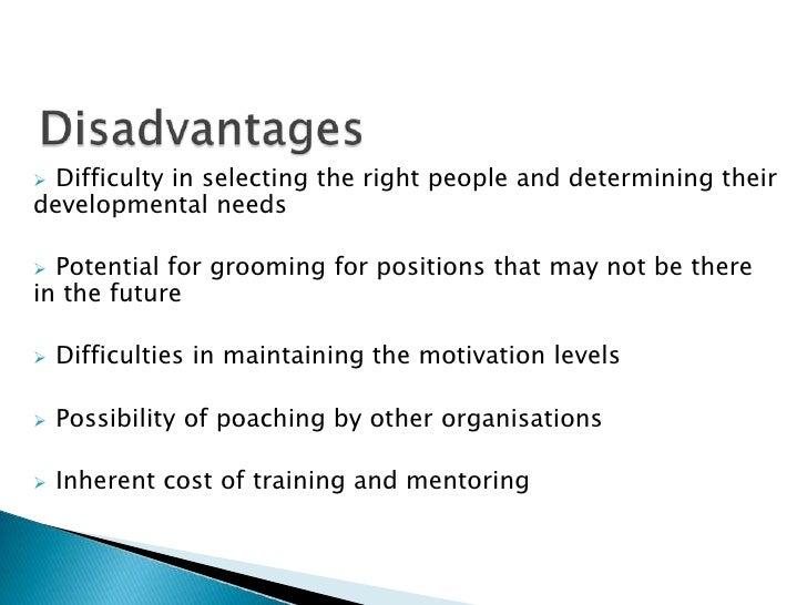 To fill the skill and knowledge shortages</li></li></ul><li>Strategies<br /><ul><li>Natural Selection : Filling positions ...