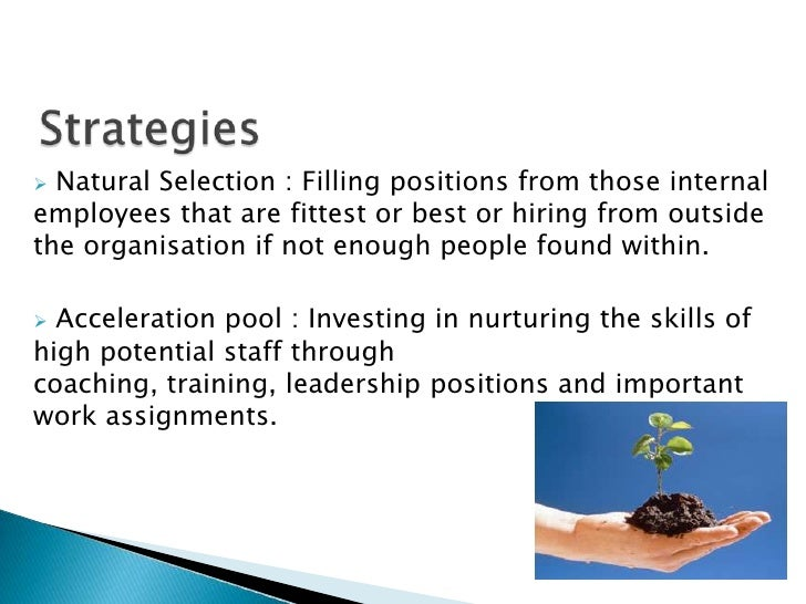 Work outputs and corporate objectives must continue to be met despite resignations, illness, vacations and restructuring.
