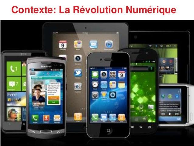 Contexte: La Révolution Numérique  © Copyright 2011, VirtuOz. All rights reserved.  3