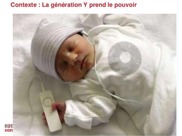Contexte : La génération Y prend le pouvoir  © Copyright 2011, VirtuOz. All rights reserved.