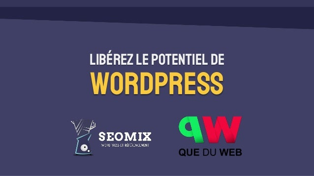 Libérezlepotentielde WordPress