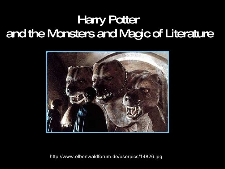 Harry Potter  and the Monsters and Magic of Literature http://www.elbenwaldforum.de/userpics/14826.jpg