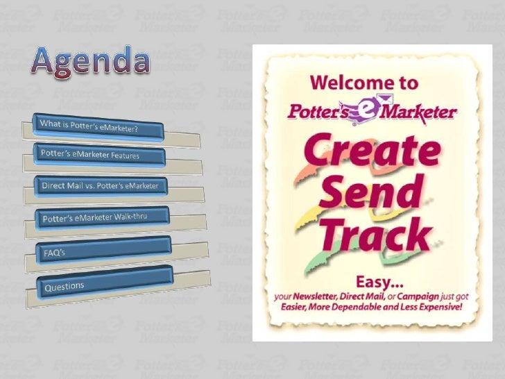 Agenda<br />