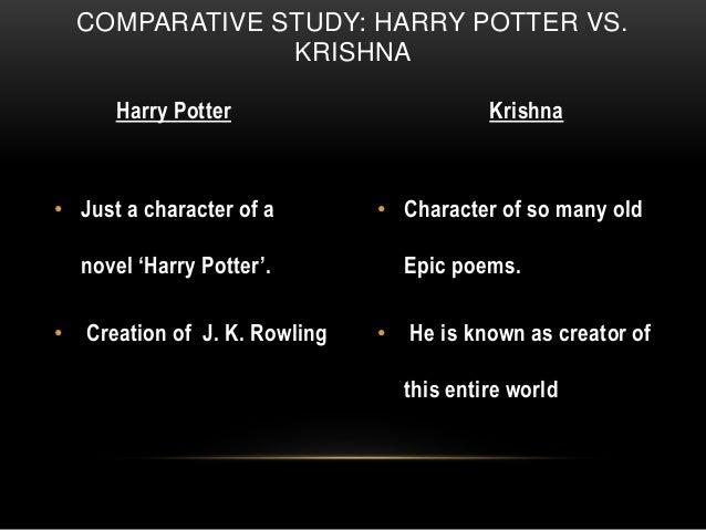 Harry Potter vs Krishna