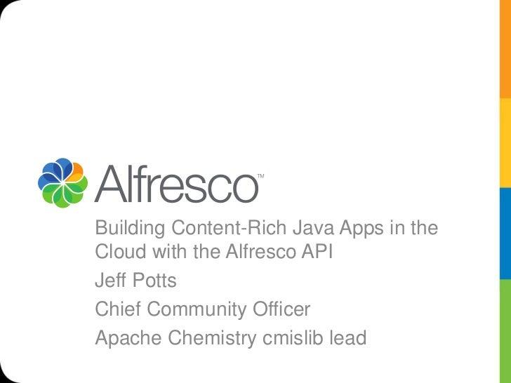 Alfresco Developer Guide Jeff Potts Pdf