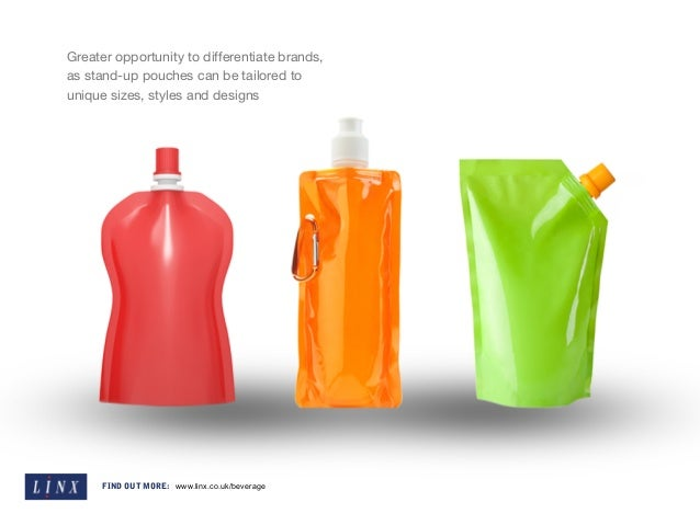 Stand Up Pouches What Are The Benefits For Packagers