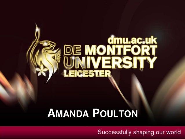 AMANDA POULTON