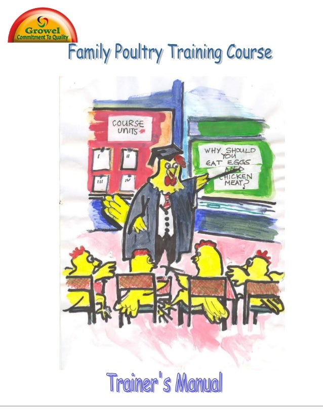 Poultry Farming Training Course