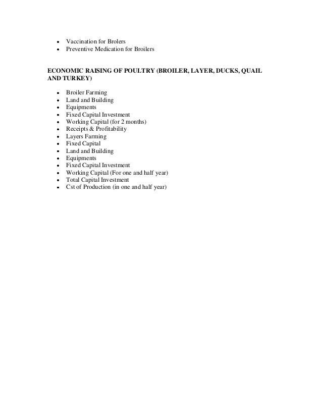 Poultry hatchery books pdf