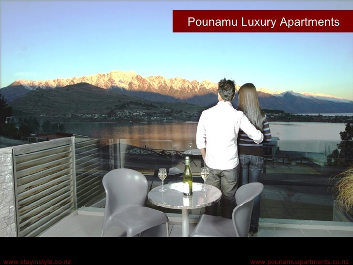 Pounamu Luxury Apartments