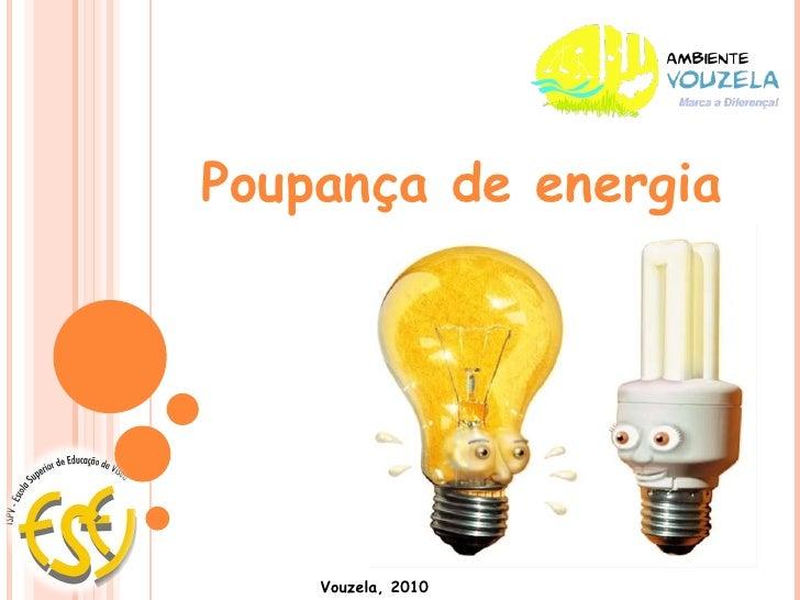 Poupança de energia Vouzela, 2010