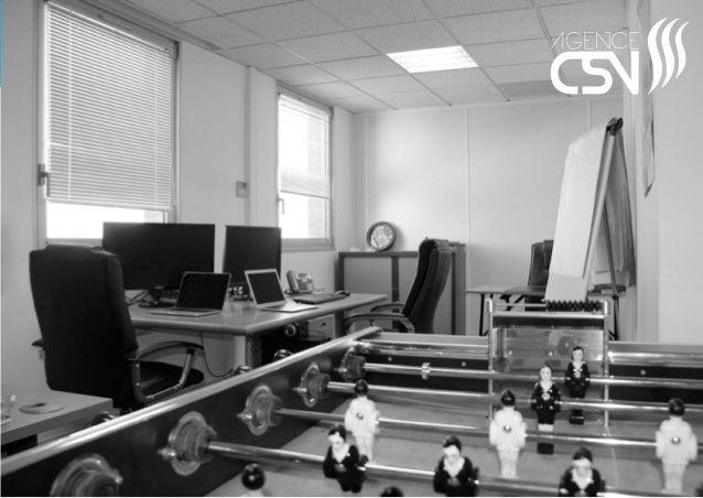 L'Agence CSV est une agence web innovante spécialisée en référencement naturel créée en 2011. Elle est géré par Alexandre ...