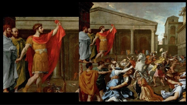 nicolas poussin the rape of the sabine women essay The rape of the sabine women by of the sabine women by nicolas poussin and the rape of the introduce his assignment to write an essay about a.
